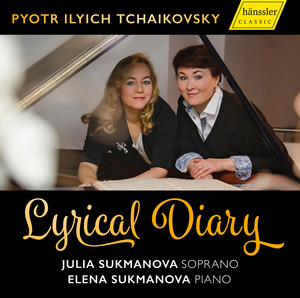 Tchaikovsky: Lyrical Diary Albümü