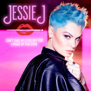 Jessie J Can't Take My Eyes Off You x MAKE UP FOR EVER cover