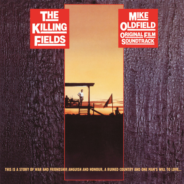 Mike Oldfield The Killing Fields (Original Motion Picture Soundtrack / Remastered 2015) album cover