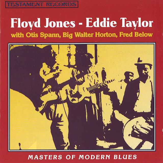 Eddie Taylor