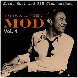 I Was a Mod Before You Were a Mod Vol. 4 Albumcover