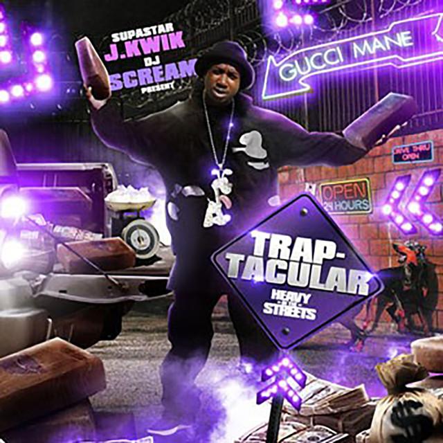 Trap Tacular Albumcover