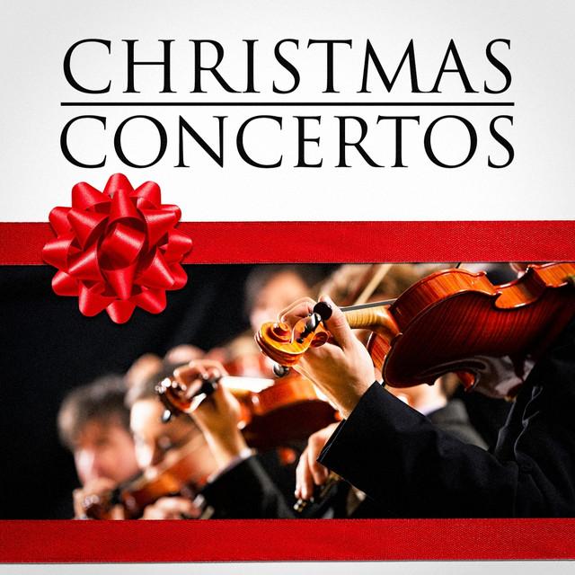 Christmas Concertos Albumcover