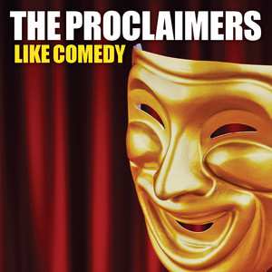 Like Comedy Albumcover