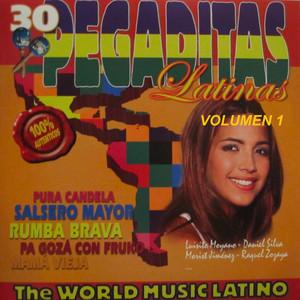 Pegaditas Latinas Volumen 1 Albumcover