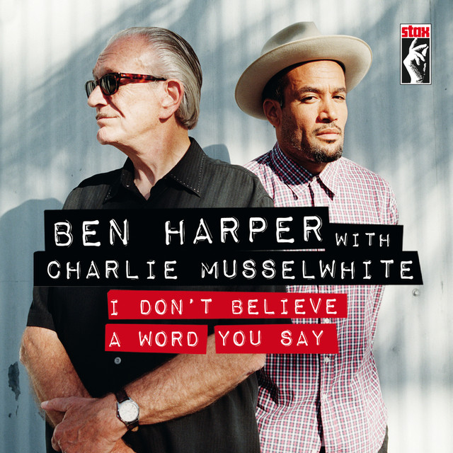 """a review of ben harpers song Ben harper and charlie musselwhite on their deeply rooted  twang of a song  called """"no mercy in this land,"""" with harper on electric."""