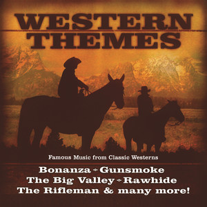 Western Themes: Famous Music From Classic Westerns album