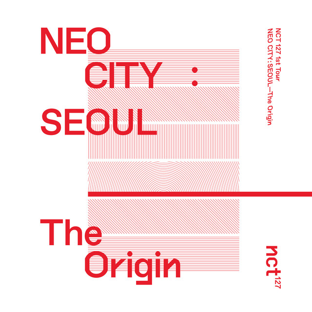 NEO CITY : SEOUL– The Origin – The 1st Live Album