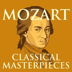 Mozart - Classical Masterpieces Albumcover