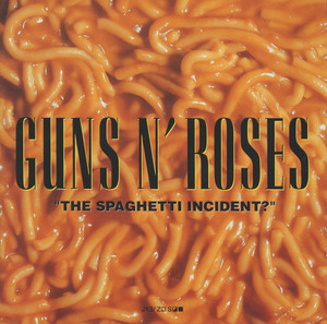 The Spaghetti Incident? Albumcover
