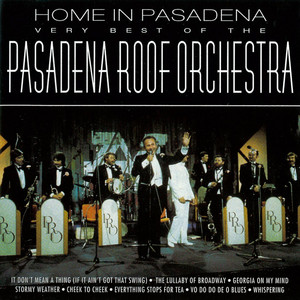 The Pasadena Roof Orchestra Stormy Weather (Keeps Raining All the Time) cover