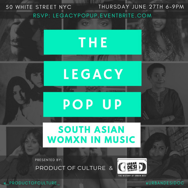 5 of 6 (2000s) Urban Desi Legacy: South Asian Womxn by