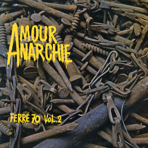 Amour Anarchie Vol.2 album