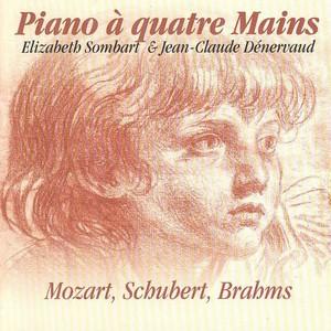 Piano à quatre mains Albumcover