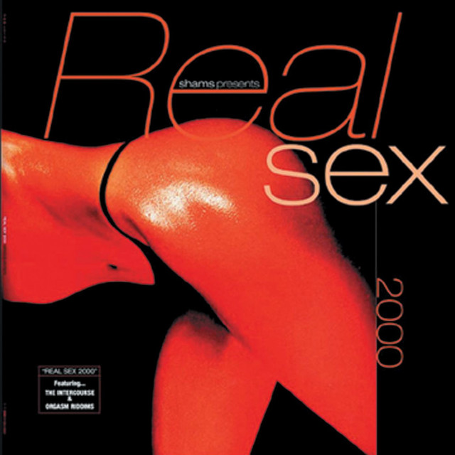 Various Artists Shams Presents Real Sex 2000 album cover