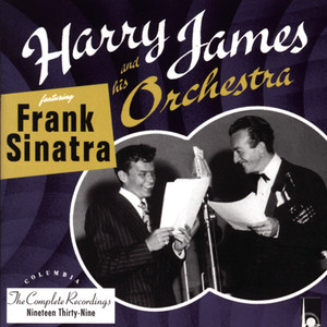 Frank Sinatra, Harry James & His Orchestra, Harry James Orchestra On A Little Street In Singapore cover