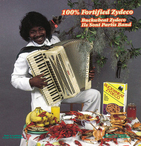100% Fortified Zydeco album