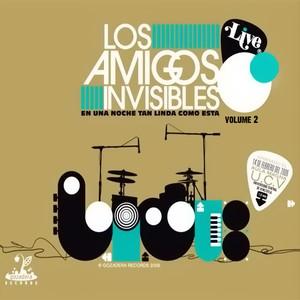 Live En Una Noche Tan Linda Como Esta Vol 2 Albumcover