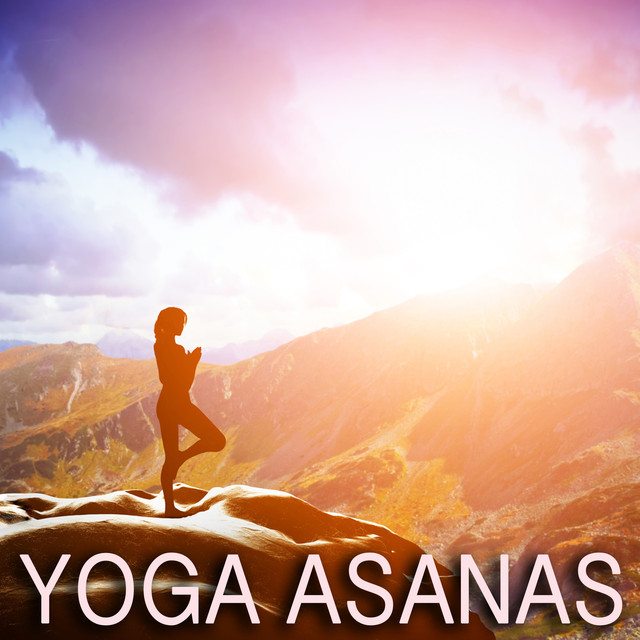 Yoga Asanas Albumcover