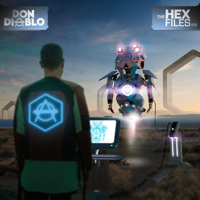 Don Diablo presents The Hex Files 002