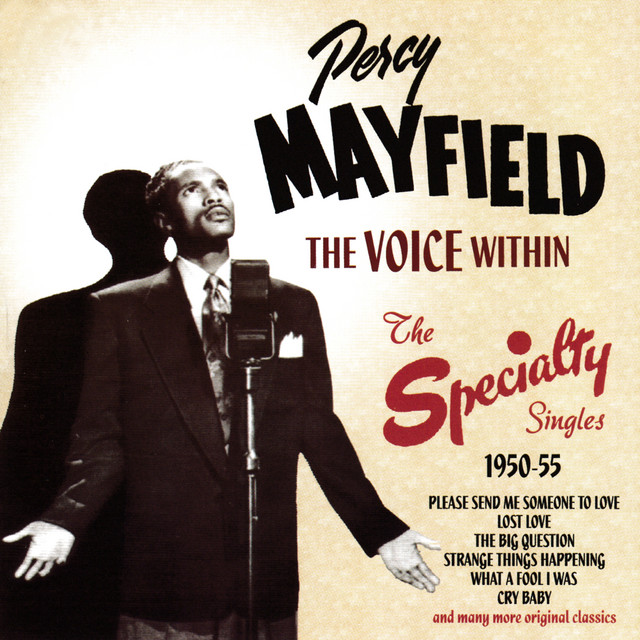 The Voice Within: The Speciality Singles 1950-55