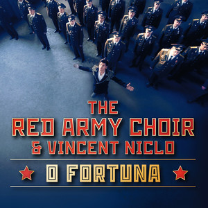 Lucio Dalla, Vincent Niclo, The Red Army Choir Caruso cover