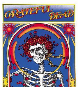 Grateful Dead [Skull & Roses] [Live] Albumcover
