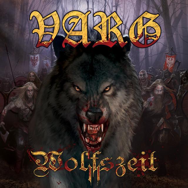Album cover for Wolfszeit II by Varg