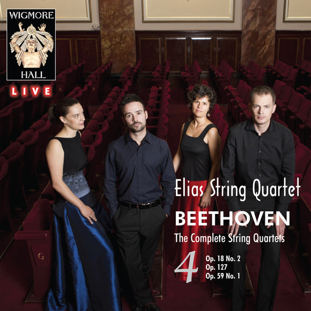 Beethoven: The Complete String Quartets, Vol. 4 (Wigmore Hall Live)