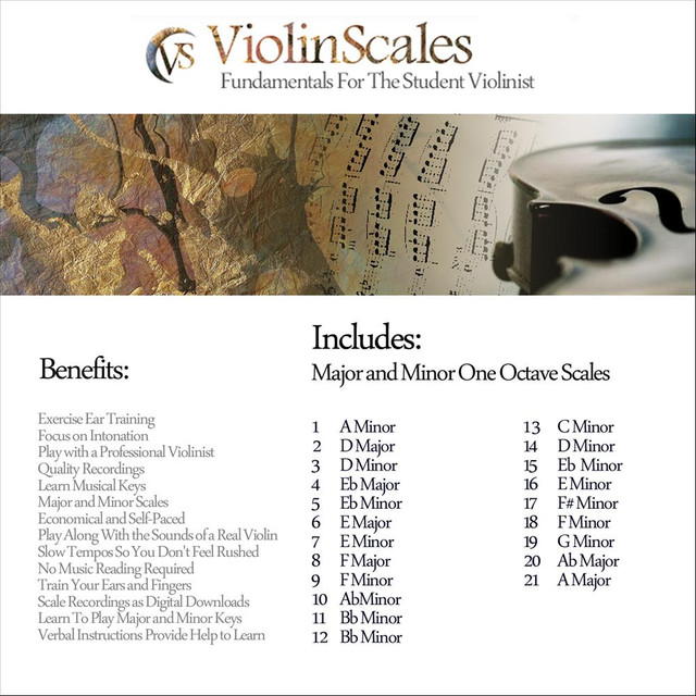 Ab Major Scale For Violin, a song by ViolinScales on Spotify