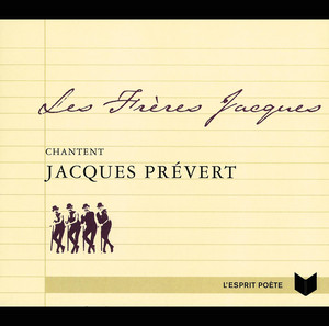 Chantent Jacques Prévert album