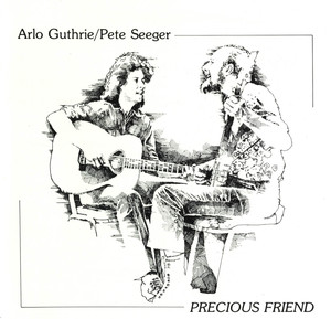Arlo Guthrie, Pete Seeger Circles cover