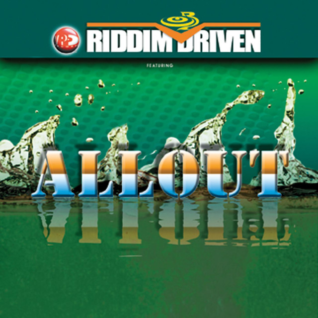 Various Artists Riddim Driven: All Out album cover