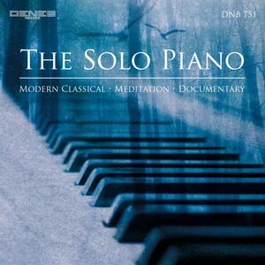 The Solo Piano Albumcover