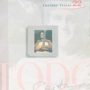 Caetano Veloso Albumcover