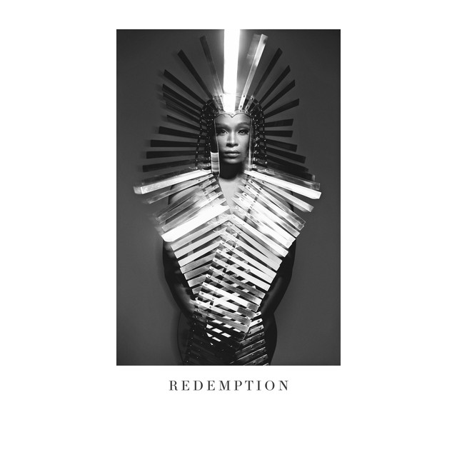 Album cover for Redemption by Dawn Richard