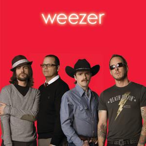 Weezer Albumcover