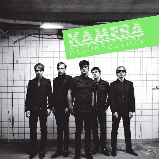 Skivomslag för Kamera: Resurrection