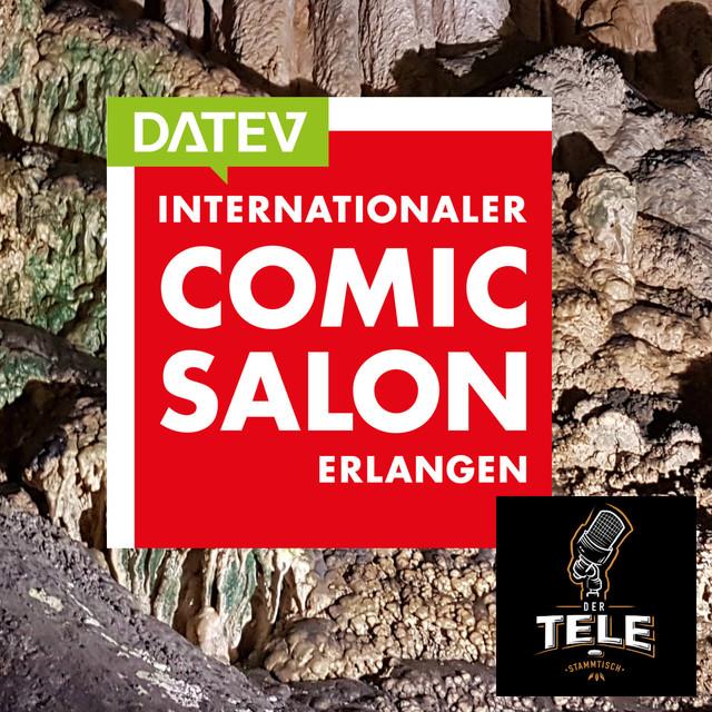 T-ST.SPEC020 - Interviewreihe @ 18. Internat. Comic Salon ...