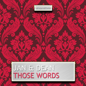 Those Words album