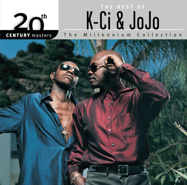 K Ci Jojo: K-Ci & JoJo On Spotify