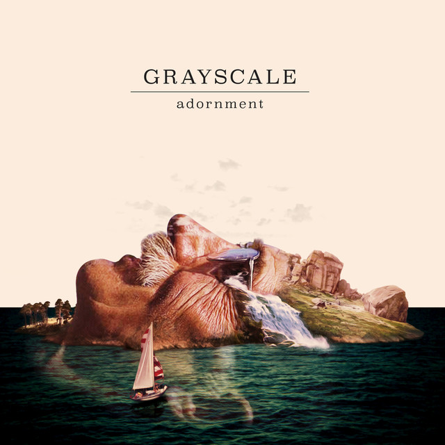 Album cover for Adornment by Grayscale