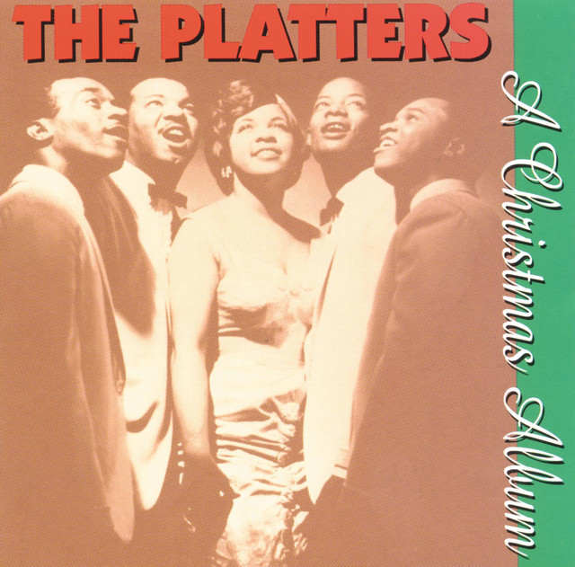 The Platters A Christmas Album album cover