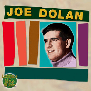 Joe Dolan Make Me an Island - 1969 Recording cover