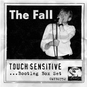 Touch Sensitive ...Bootleg Box Set album