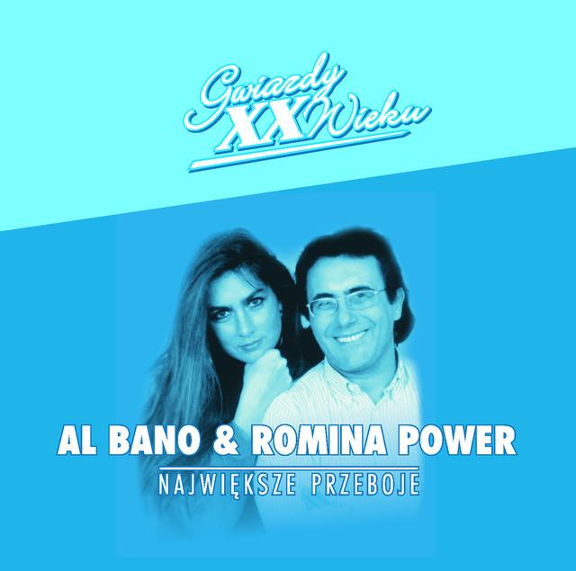 Al Bano & Romina Power Gwiazdy XX Wieku - Al Bano & Romina Power album cover