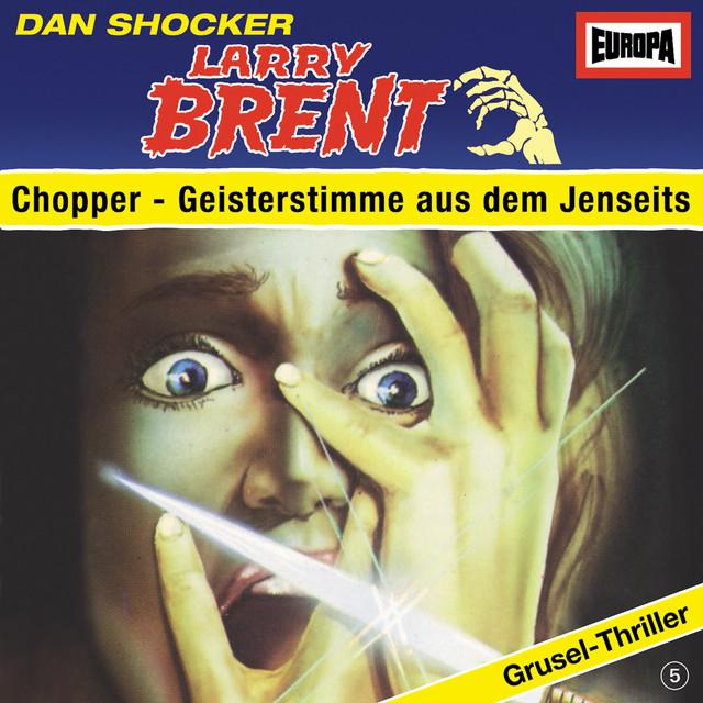 05 - Chopper - Geisterstimme aus dem Jenseits Cover