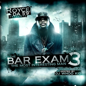 The Bar Exam 3 (DJ Whoo Kid Version) album