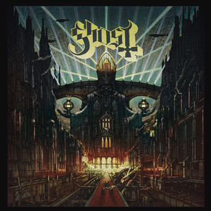 Ghost Missionary Man cover