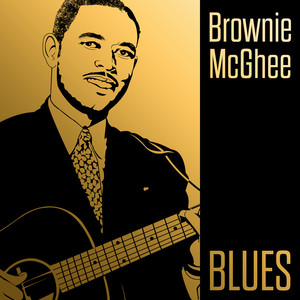 Brownie McGhee Death of Blind Boy Fuller cover